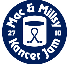 Ryan McDonagh & JT Miller Kancer Jam 2019