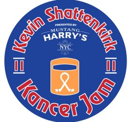 Kevin Shattenkirk Meet n Greet Fundraiser @ Mustang Harry's