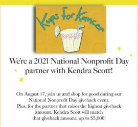 Kups For Kancer – Kendra Scott Fundraiser